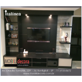 home theater planejado apartamento barato Interlagos